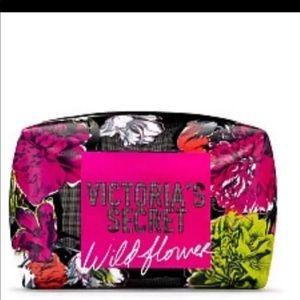 New Victoria's Secret Wild Flower Makeup Bag